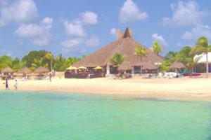 Cozumel casdelmar beach
