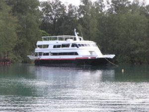 Palau Aggressor