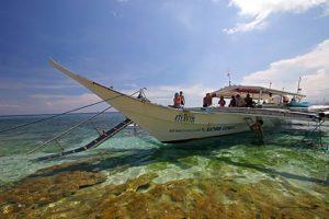 Puerto Galera Boat