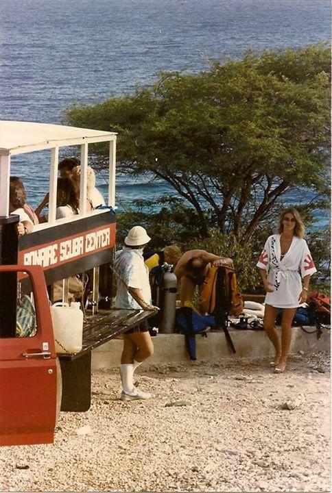 Bonaire Leslie ONeill Scuba Explorers