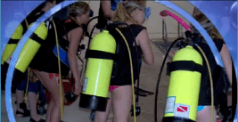 Kids Scuba Diving Class