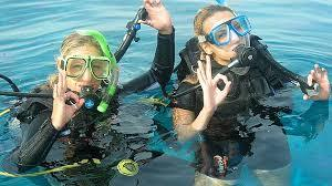 Scuba Diving Class and Refresher Class