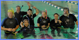 scuba diving class scuba explorers